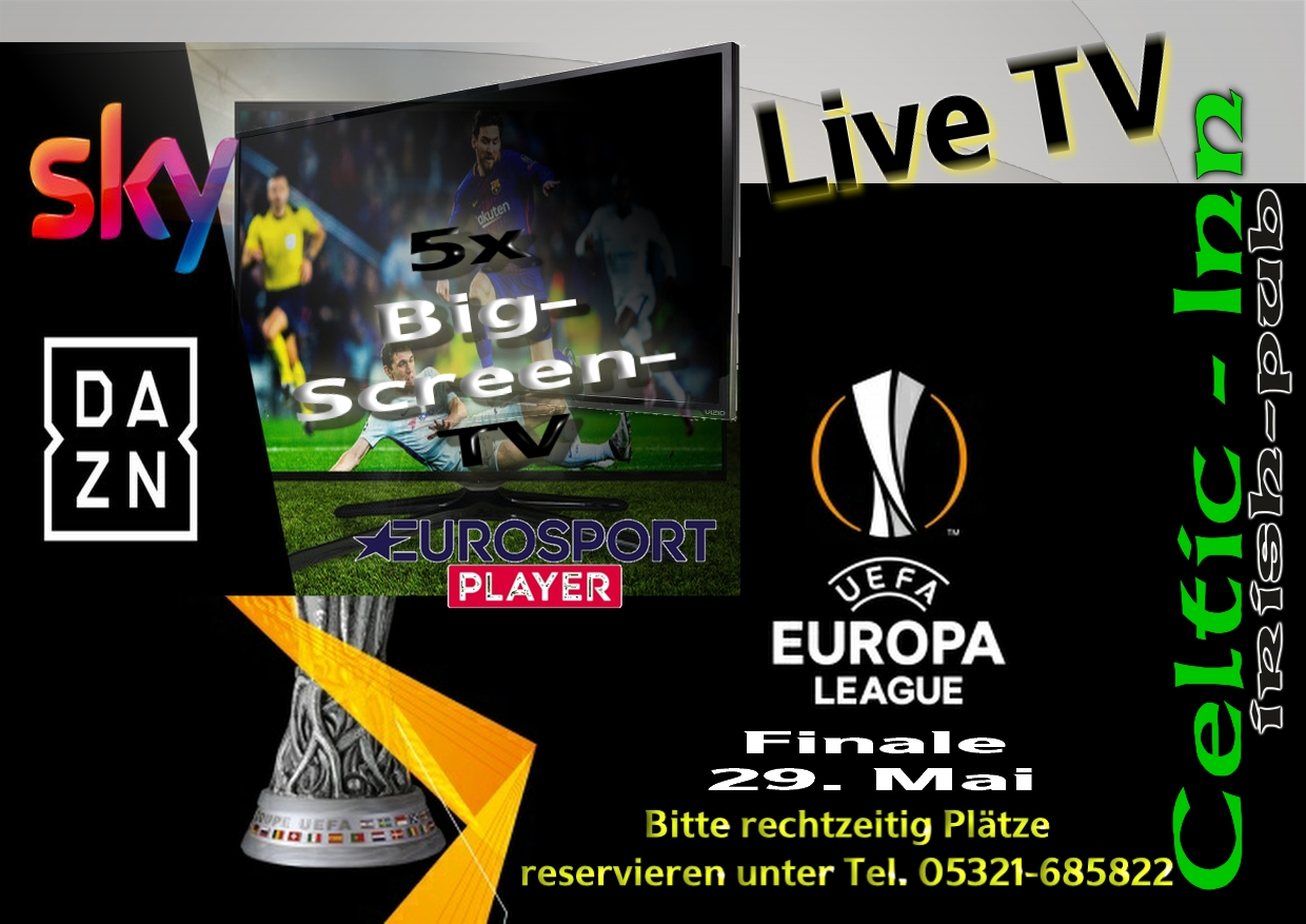 Live TV Europa League Finale